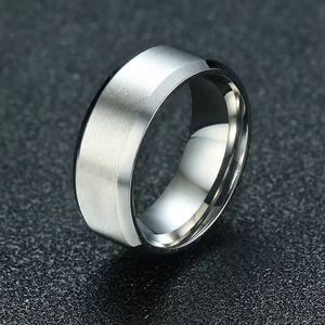 Men's Wedding Ring Band